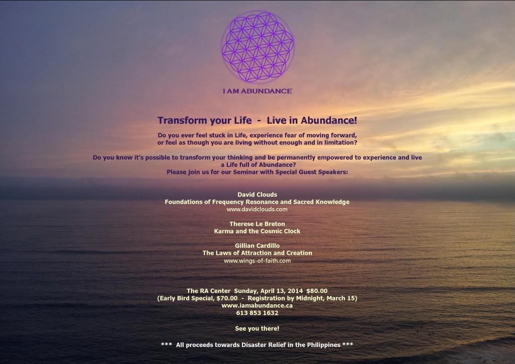 iamabundance poster